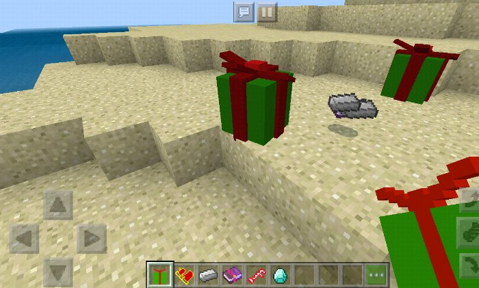 Download Addon Jimbo's Christmas Weapons for Minecraft Bedrock 1.8.0 - Android | PlanetMCPE