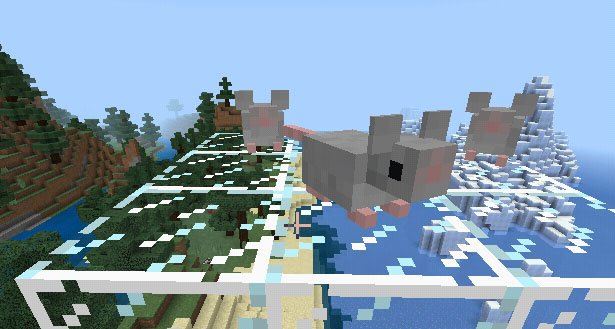 Download Addon AnimaCraft for Minecraft Bedrock 1.9.0 - Android   PlanetMCPE