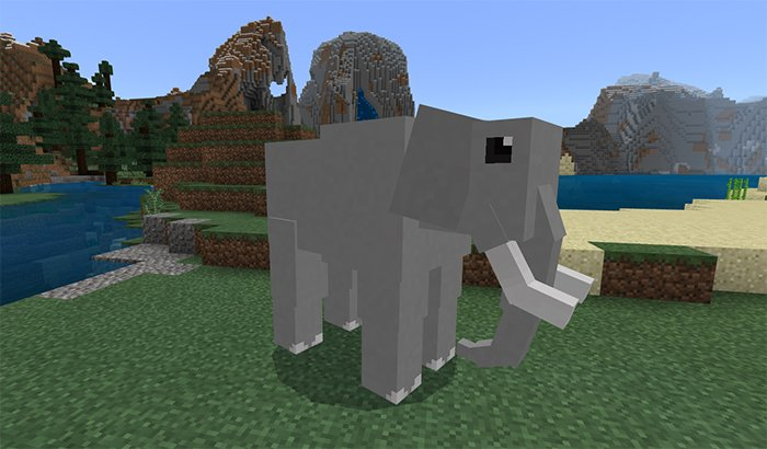 Download Addon ZooCraft for Minecraft Bedrock 1.9 - Android | PlanetMCPE