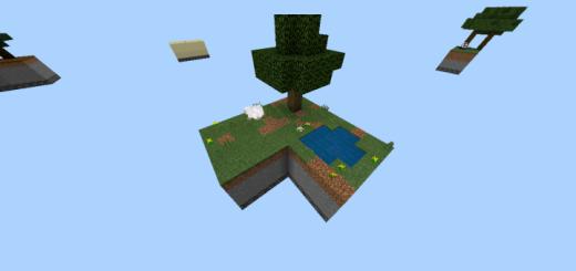 Map Delta Sky Islands 1.8.0