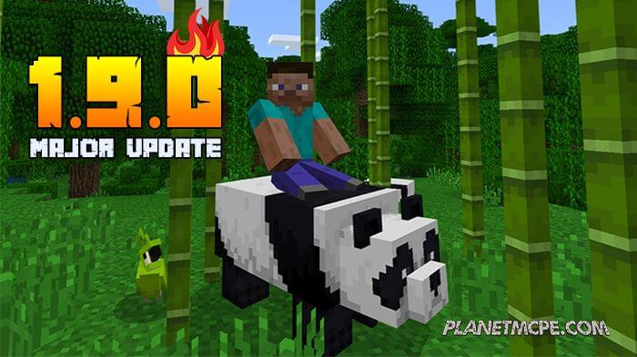 Minecraft PE 1.9.0.15 Download Free
