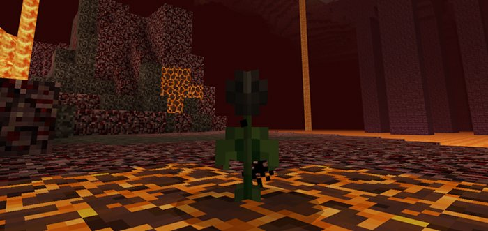 Wither Rose Addon