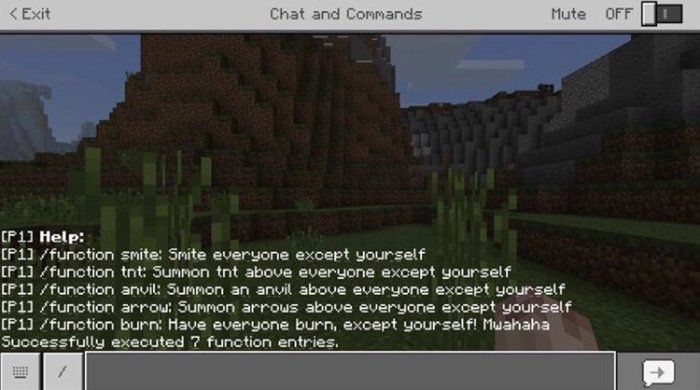 Download Addon Simple Trolls Function Pack for Minecraft Bedrock 1.8.0 - Android | PlanetMCPE