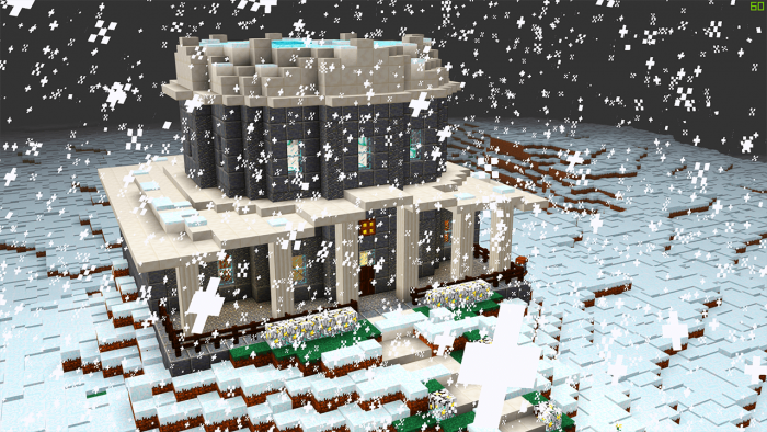 SG Castle House Mansion (Snowy Mansion) 1.9