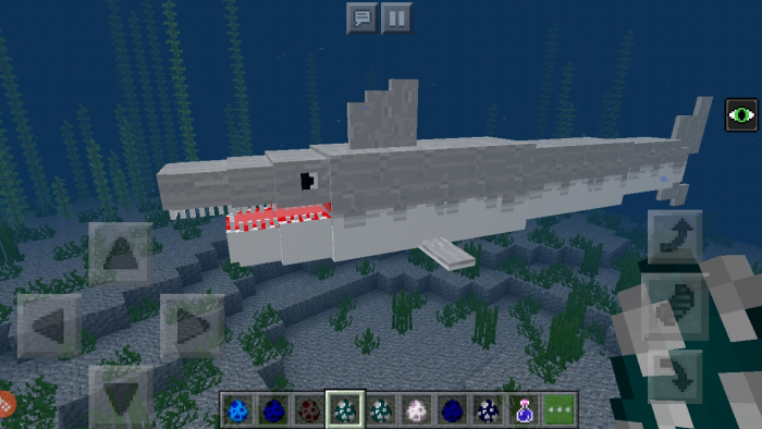 Download Addon Oceanic Mod for Minecraft PE - APK | PlanetMCPE
