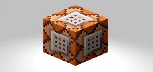 Map Pixelated Mike's Command Block World 1.9