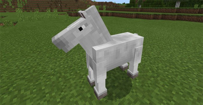Addon The Old Horses 1.9