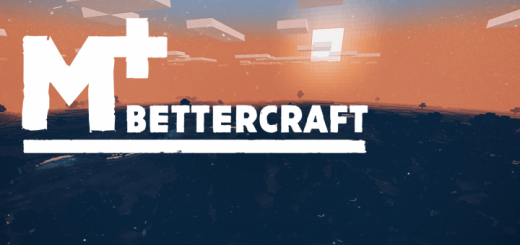 Texture Pack Bettercraft 1.10