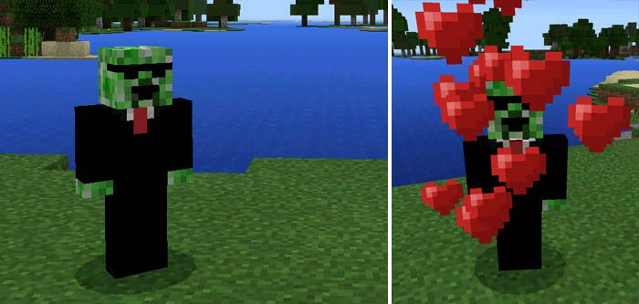 Download Addon Creeper Friend for Minecraft PE - APK   PlanetMCPE