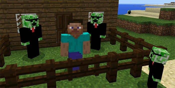Addon Creeper Friend 1.10