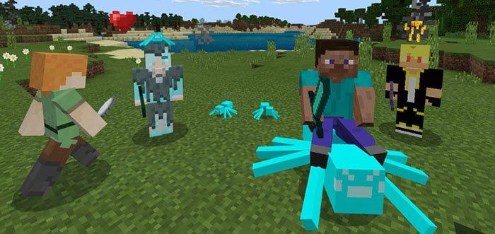 Download Addon Elemental Friends for Minecraft PE - APK | PlanetMCPE