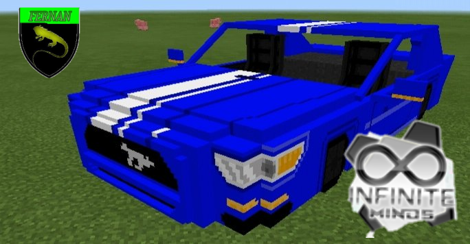 Download Addon The Cars Update for Minecraft PE - APK | PlanetMCPE