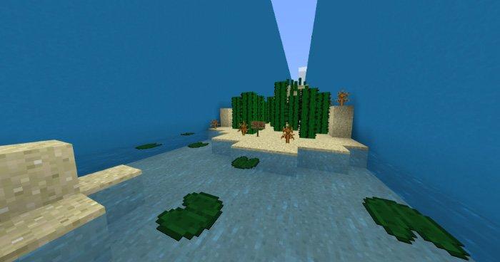 Download Map Half Heart Race Parkour for Minecraft PE - APK  | PlanetMCPE