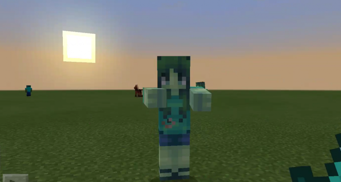 Addon More Zombies 1.10