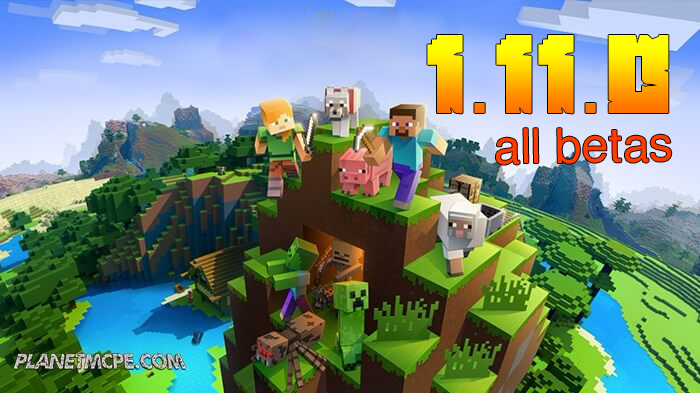Minecraft 1.11.0 - Download APK for Free
