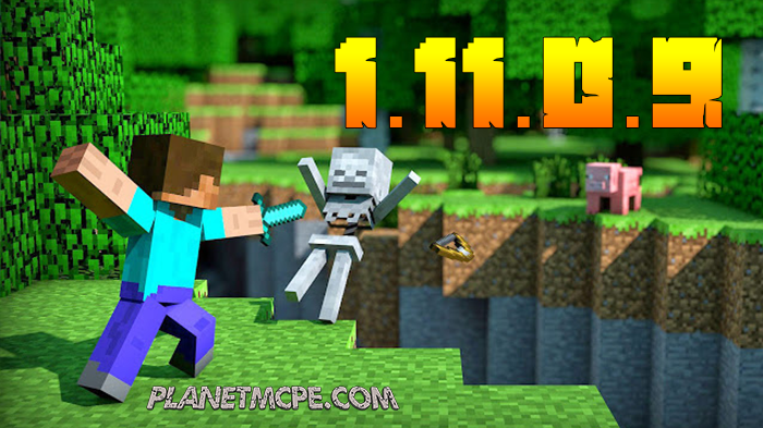 Minecraft 1.11.0.9 - Download APK for Free