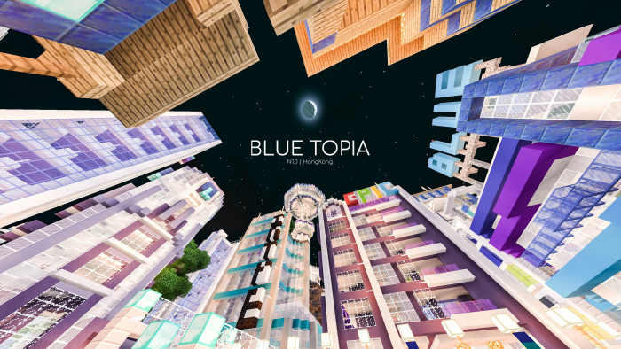 Map Blue Topia [Creation] 1.10