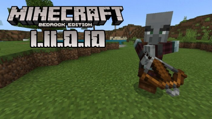 Minecraft 1.11.0.10 - Download APK for Free