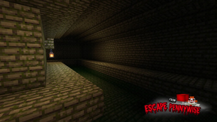 Map Escape Pennywise 1.11