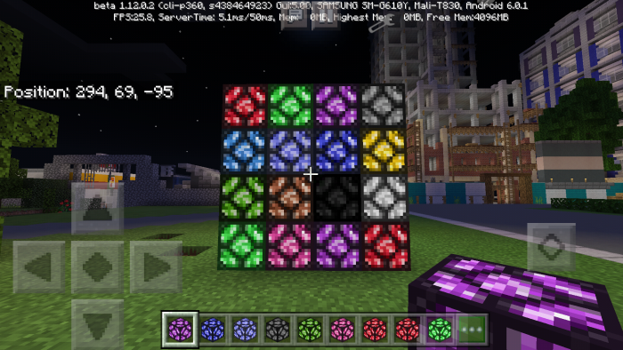 Addon Colorful Lamps 1.12