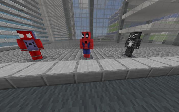 Addon Spider-Man 1.11