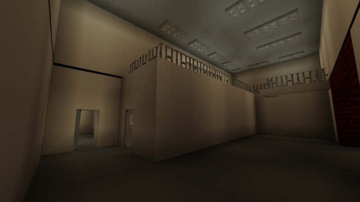 Map SCP: The Breach 1.11