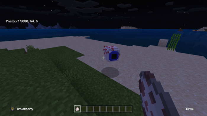 Addon New Mob: Demon Eye 1.10