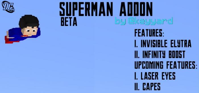 Addon Superman 1.11