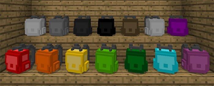 Addon Vanilla Backpacks 1.12