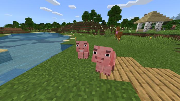 Addon Pet Pigs! 1.11