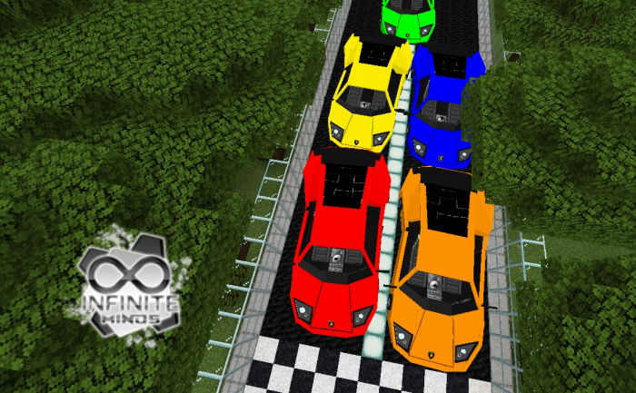 Addon Lamborghini Murcielago  1.10