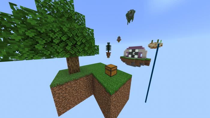 Map Extreme SkyBlock 1.12