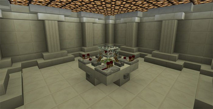 Map Welcome To The Tardis 1.11