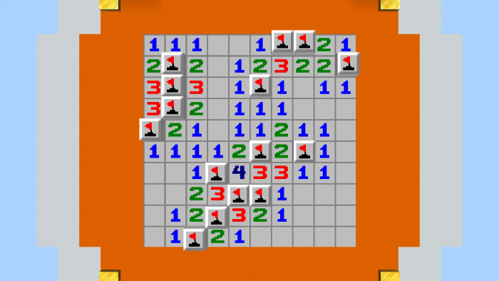 Map IntoCMD – MineSweeper 1.13