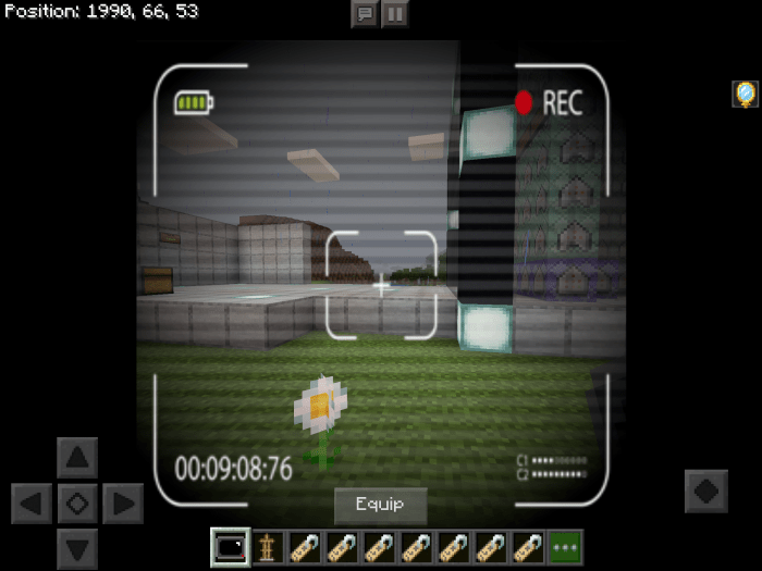 Map Working Security Cameras 1.13