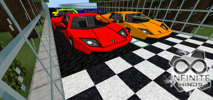 Addon Lamborghini Murcielago 1.13