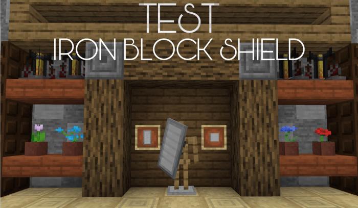 Addon H SHIELDS : BLOCKS 1.13