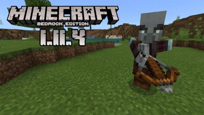 Minecraft PE 1.11.4
