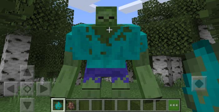 Addon Mutant Zombie 1.13