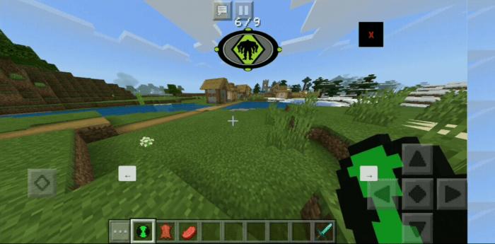 Mod Ben 10 1.13