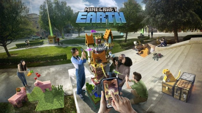 Minecraft Earth for Android