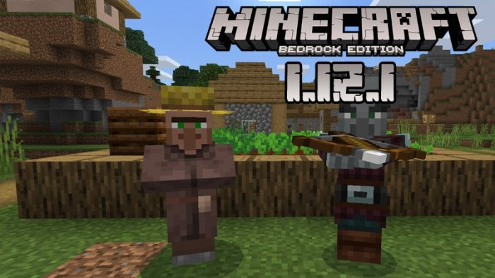 Minecraft PE 1.12.1