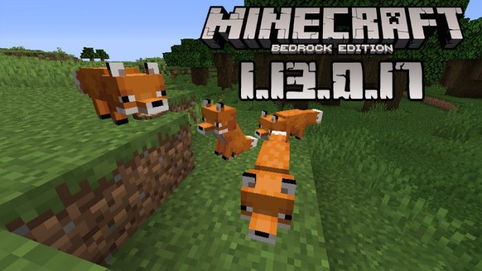 Minecraft PE 1.13.0.17