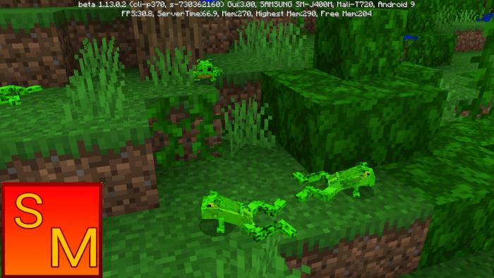 Addon Frog 1.13