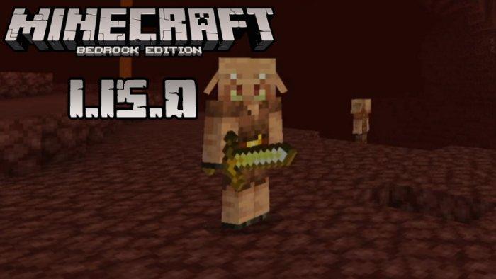 Minecraft PE 1.15