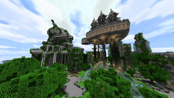 Texture Pack Parallax Shaders 1.13