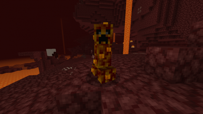 Addon More Nether Creatures 1.13