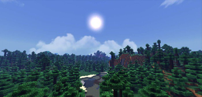 Texture Pack EB Shader 1.13