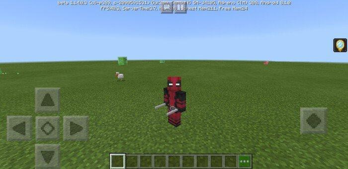 Addon Marvel 3D Armors 1.13