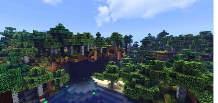 Addon Enhanced Biomes 1.13